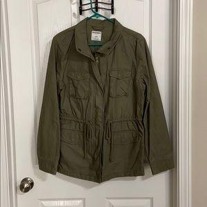 Old navy large jean jacket